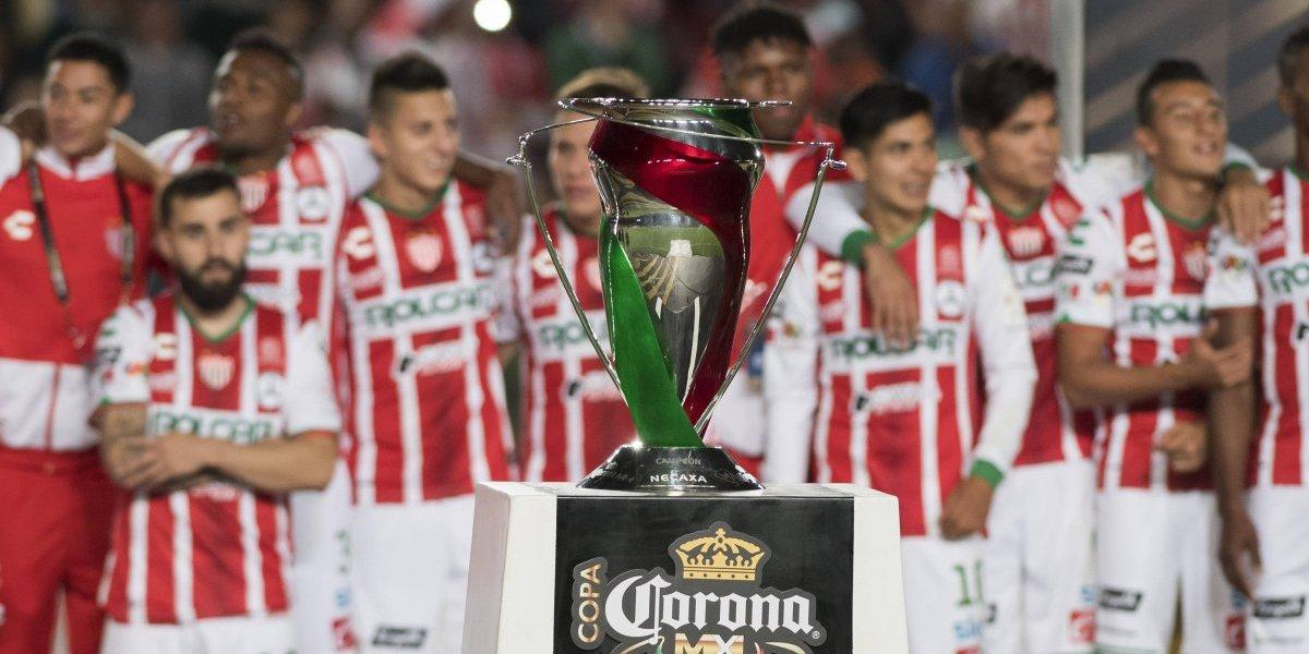 Todo listo para el arranque de la Copa MX