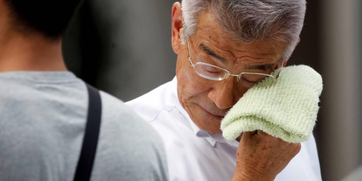 Onda de calor no Japão envia milhares aos hospitais do país