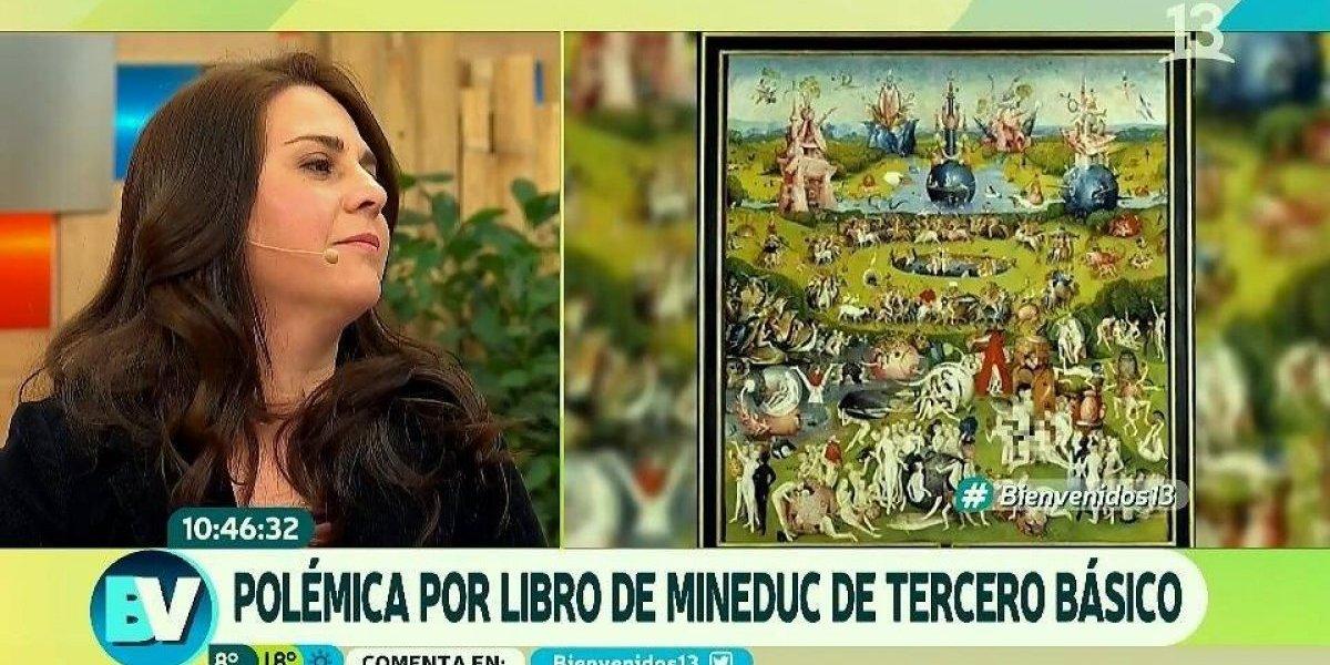 """¿Estaba sucia la pantalla?: la censura de """"Bienvenidos"""" de Canal 13 a pintura de """"El Bosco"""""""