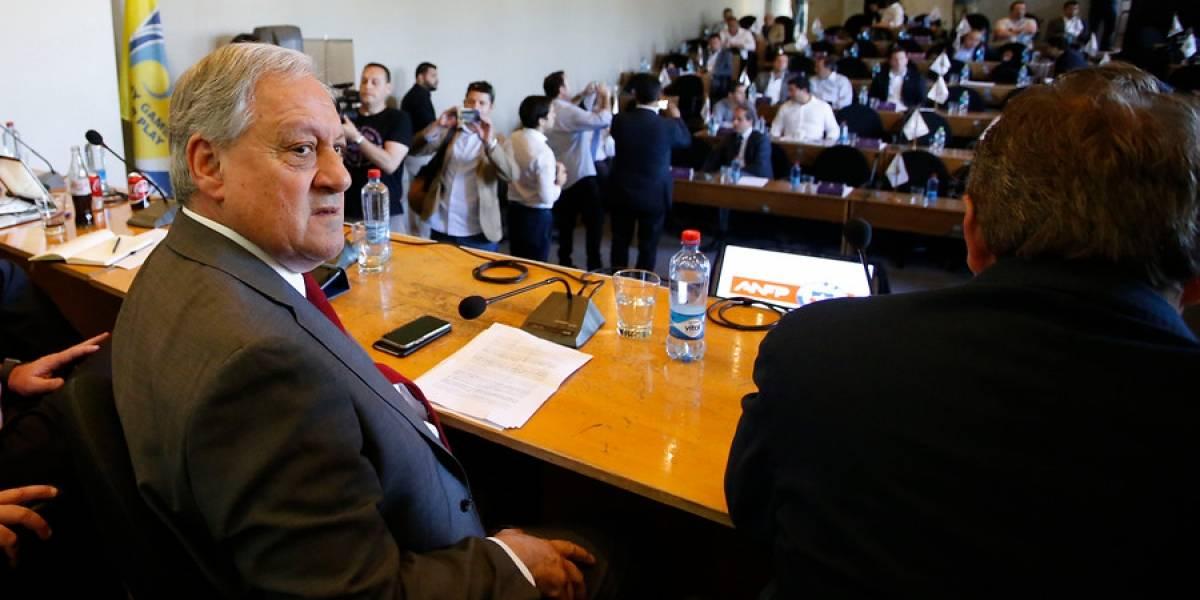Elecciones ANFP: ¿Quiénes son los cuatro nombres que miran hacia el sillón de Quilín?
