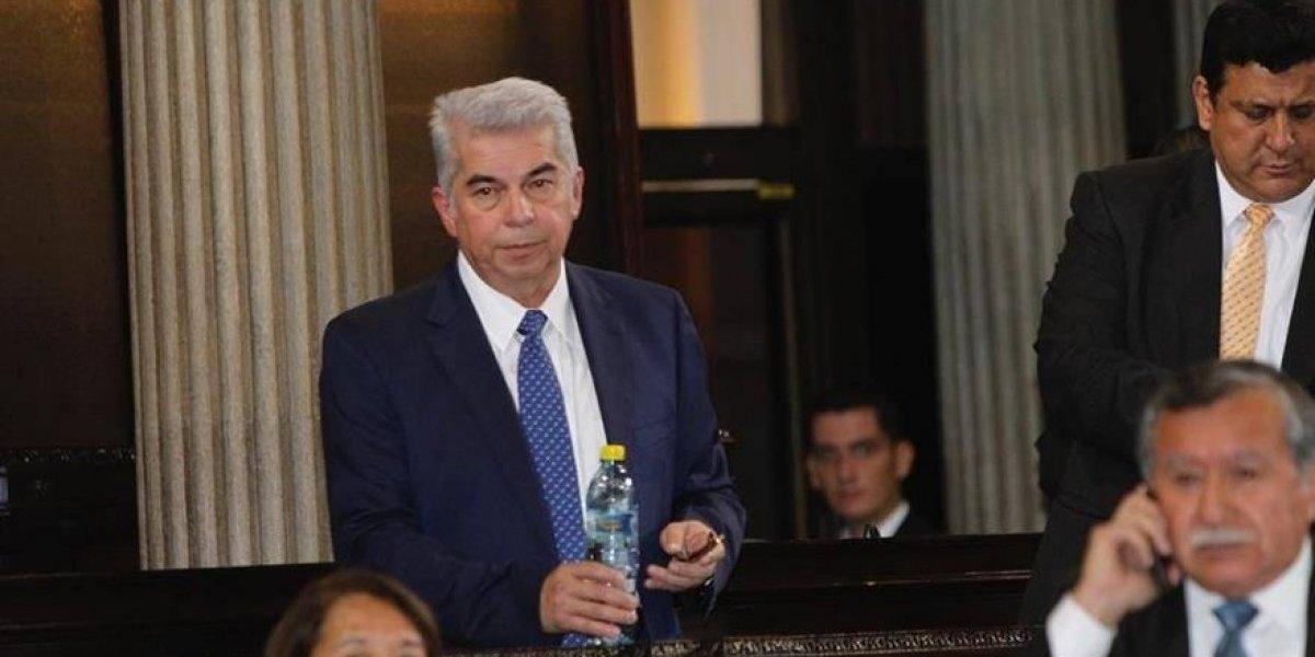 Ministerio Público presenta solicitud de extradición de Luis Rabbé