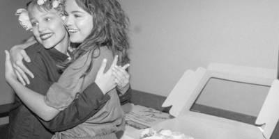Selena Gomez e Grade VanderWaal
