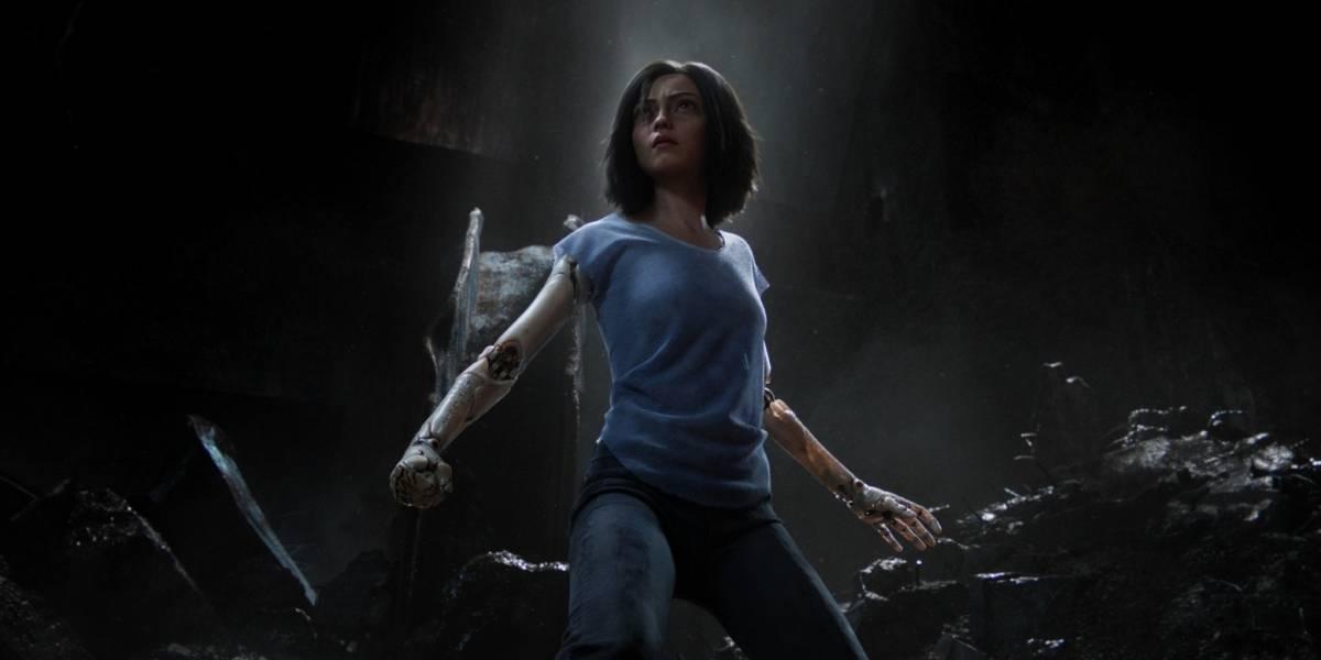 Alita: Anjo de Combate ganha trailer eletrizante recheado de cenas de ação; confira