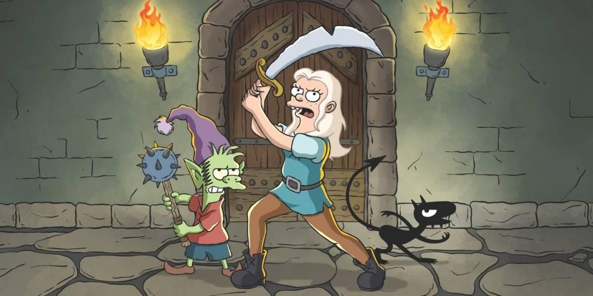(Des)encanto: nova série do criador de Simpsons ganha primeiro trailer; veja
