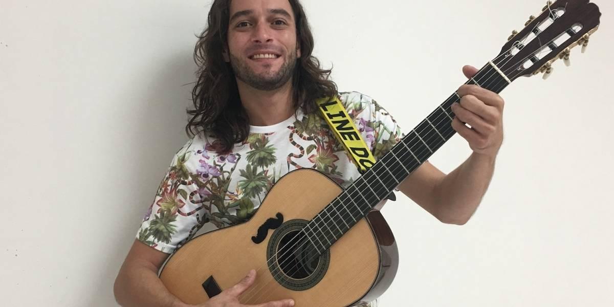 """Ricky Trix promueve la isla con su tema """"No pasea nah"""""""