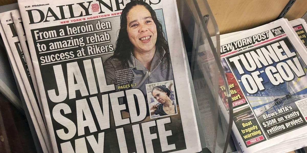 Ola de despidos en el Diario de NY Daily News