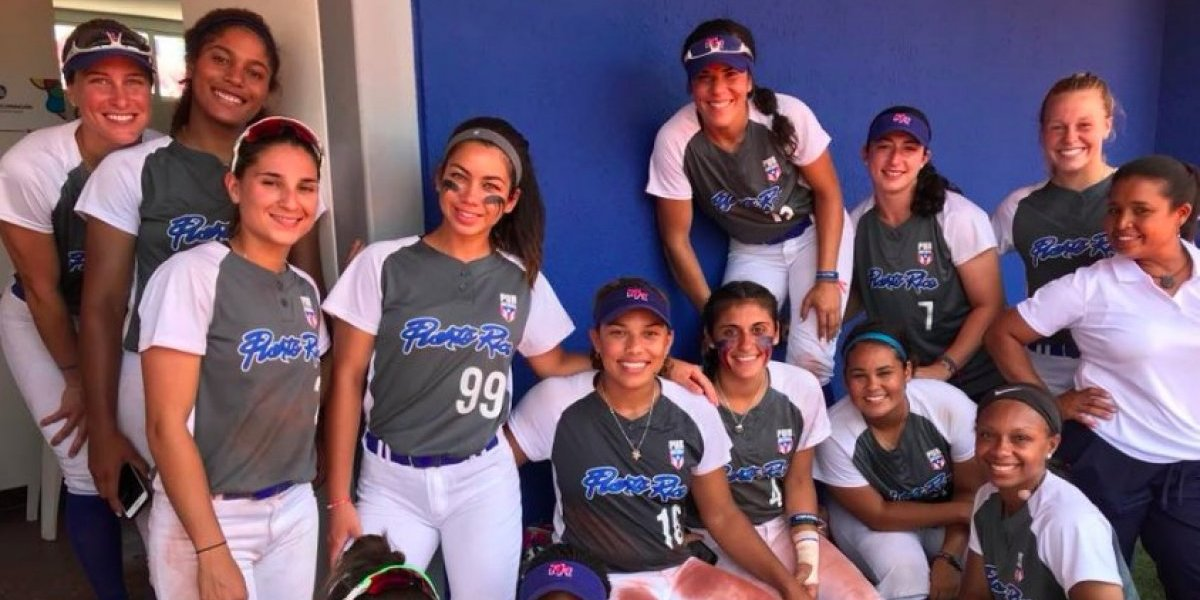 Sóftbol femenino boricua asegura medalla tras sequía de 25 años