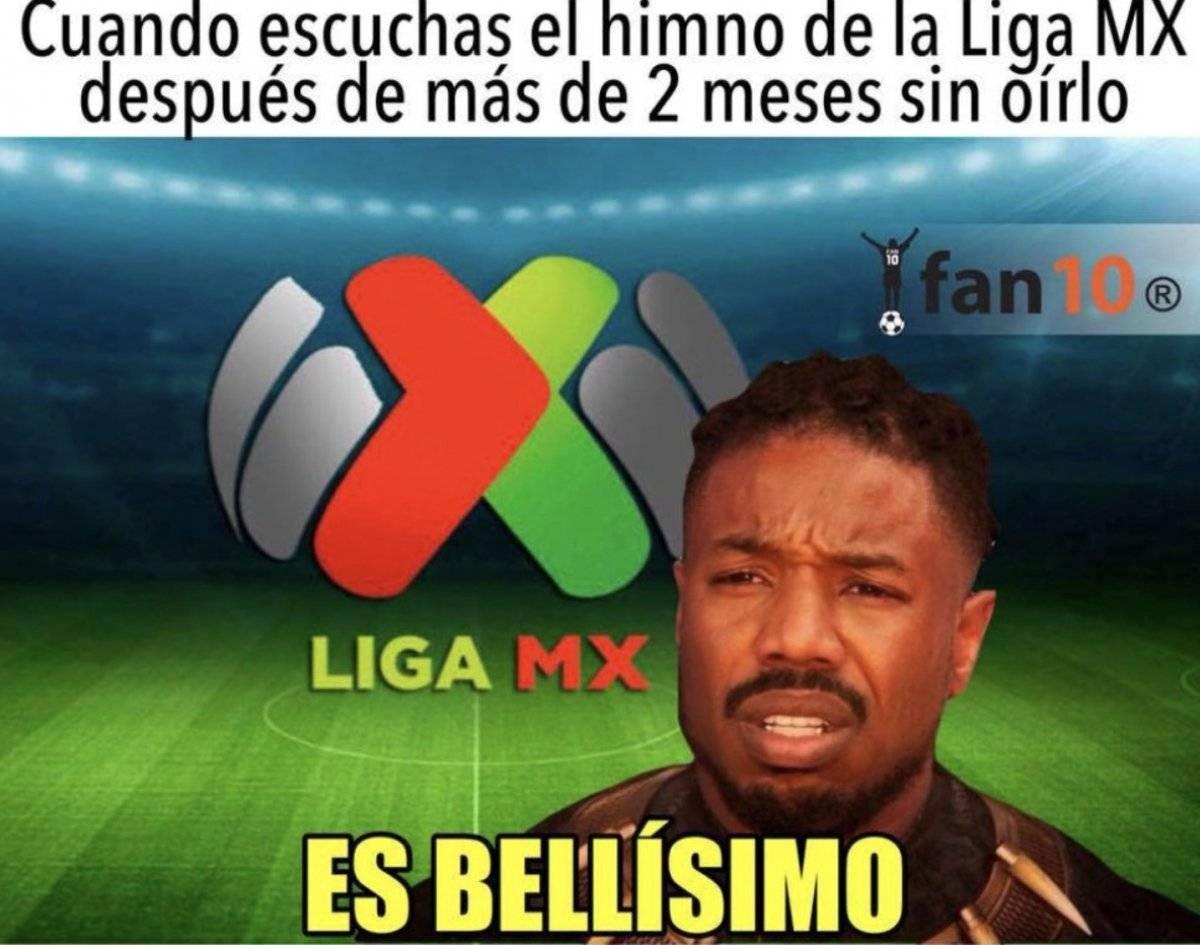 Memes J1, Liga MX Twitter