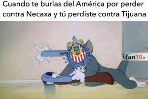 Memes J1, Liga MX