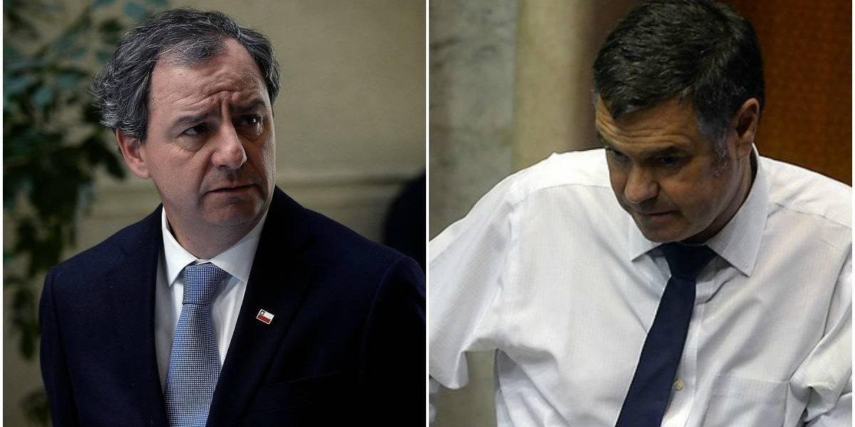 """""""Le puse 'castrasca', cagada tras cagada"""": Ossandón le da con todo a Varela por la frase del bingo y se pregunta """"hasta cuando dice estupideces"""""""