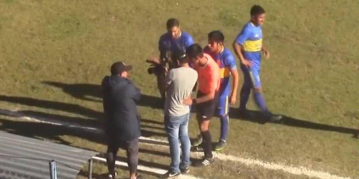 El insólito y artesanal VAR a la peruana que permitió decidir un gol
