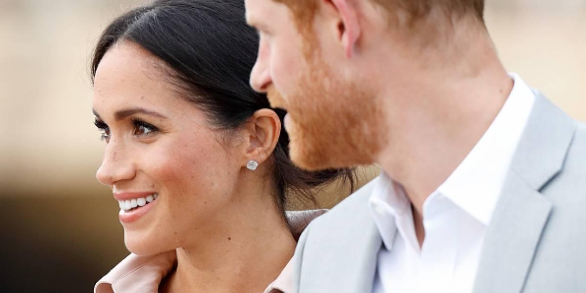 La prohibición del príncipe Harry a Meghan Markle