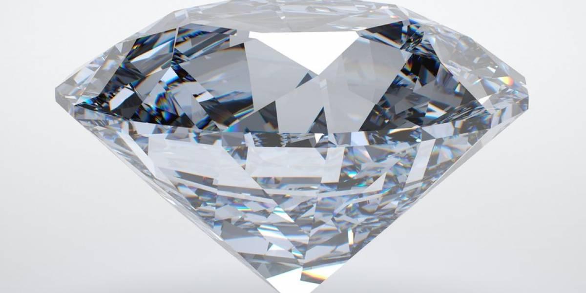 A gigantesca reserva de diamantes escondida sob nossos pés
