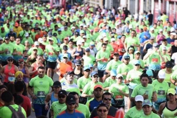 Más de 12 mil corredores competirán en la décima ediciópn