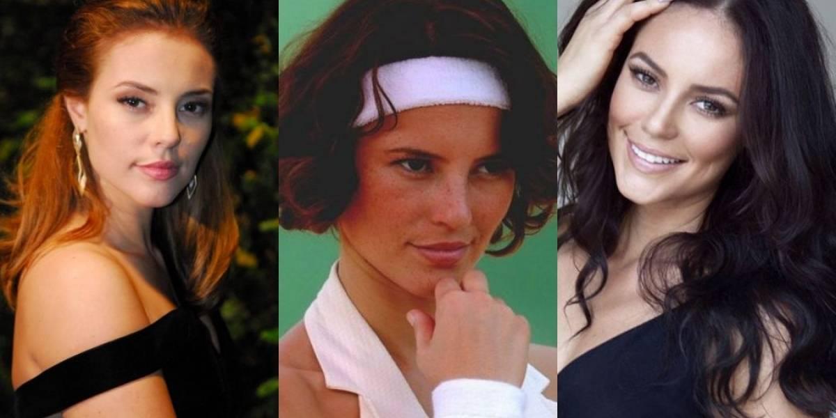 Paolla Oliveira: confira as mudanças de cabelo da atriz ao longo da carreira