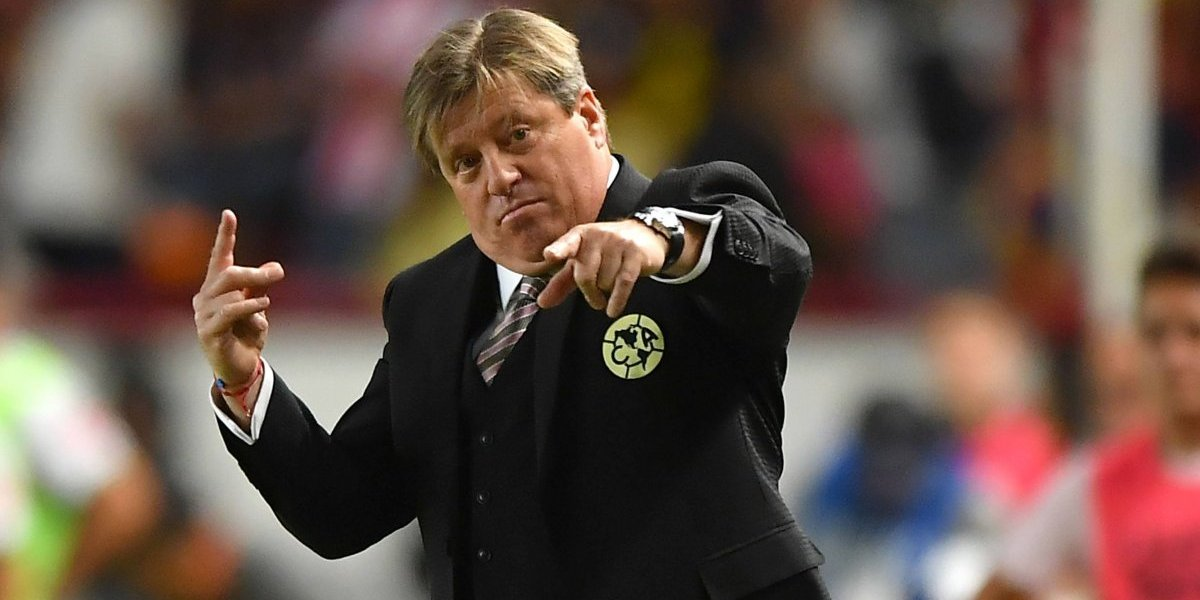 Herrera confirmó el 11 de América para recibir a Monterrey
