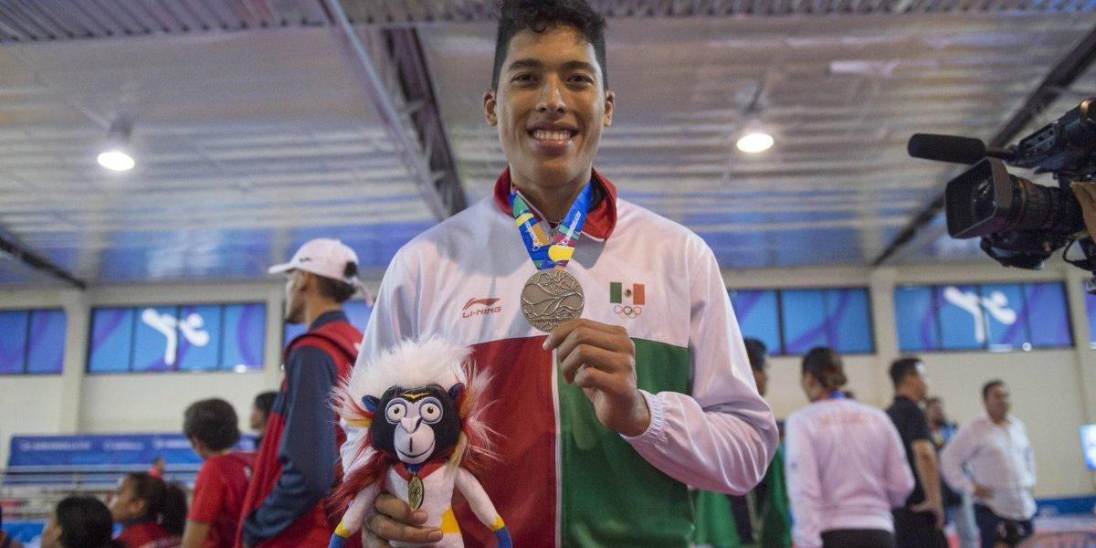 ¿Cómo va el medallero de México en Barranquilla 2018?