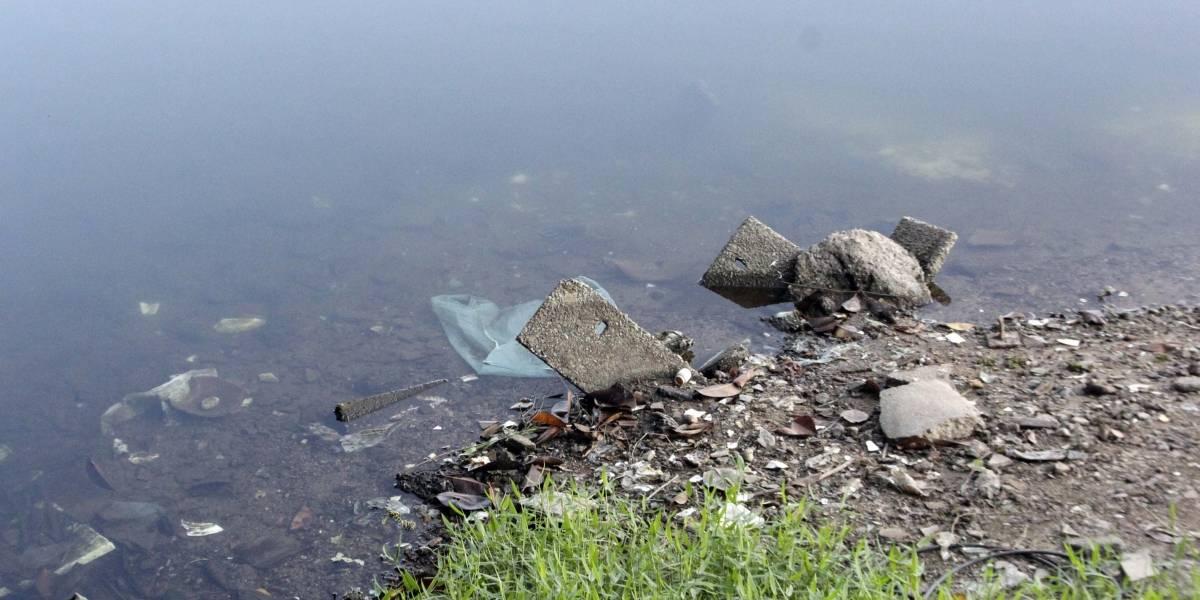 Estudo inédito mostra que fundo da represa Billings tem qualidade péssima
