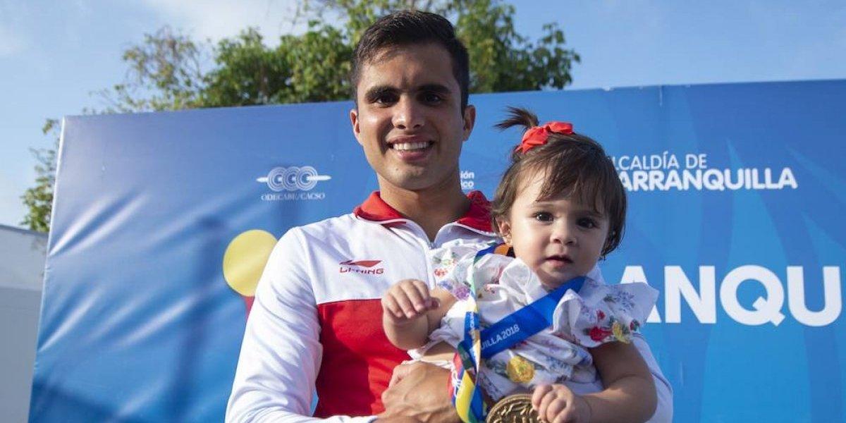 Hija de Iván García y Paola Espinosa acapara las miradas en Barranquilla 2018