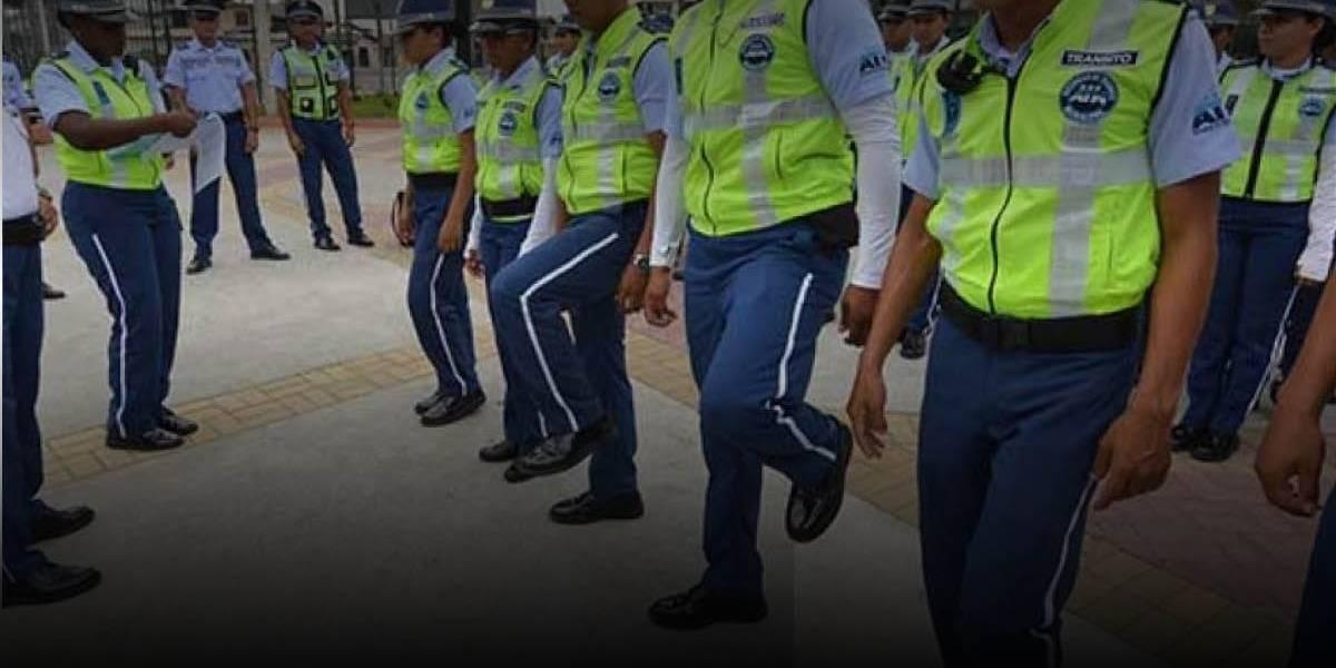 Detienen a candidato a concejal de Guayaquil por morder a un agente de la ATM