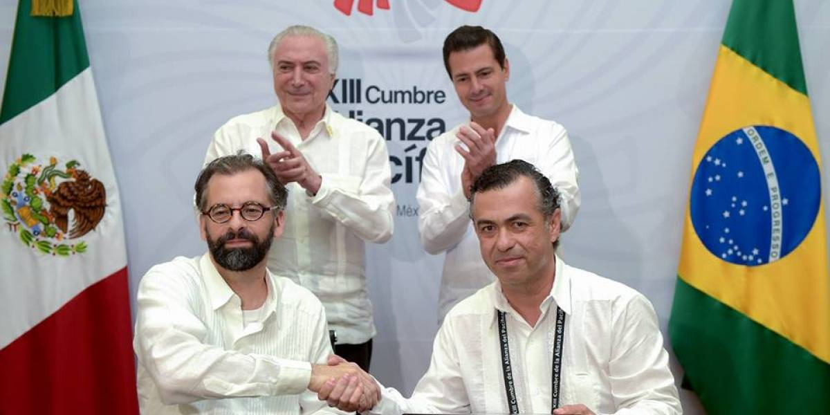 Peña Nieto destaca avances alcanzados por la Alianza del Pacífico