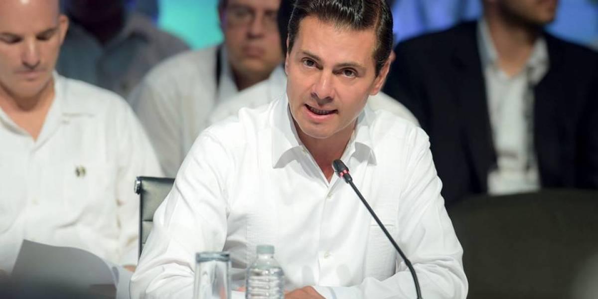 Alianza del Pacífico y Mercosur a favor del libre comercio: Peña Nieto