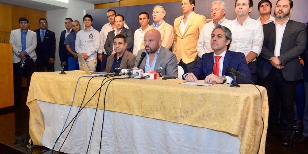Equipos buscan reemplazo para presidente de la FEF