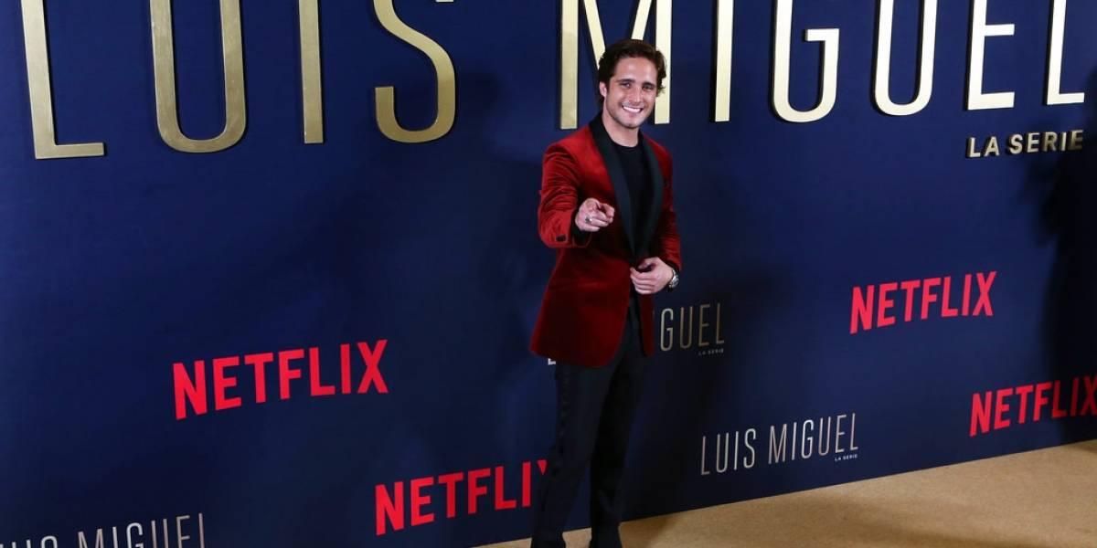 """¿Complejo de Electra?: hija de Luis Miguel habría tenido un romance con actor de """"Luis Miguel, la serie"""""""