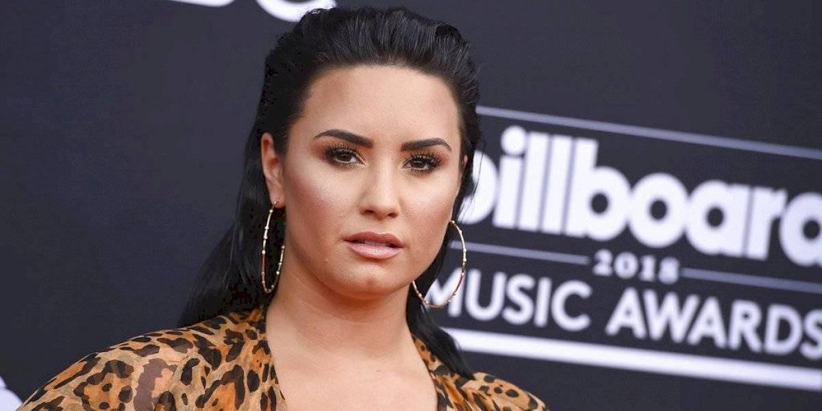 Demi Lovato refuerza su conexión con Dios siendo bautizada en el mismo río que Jesucristo