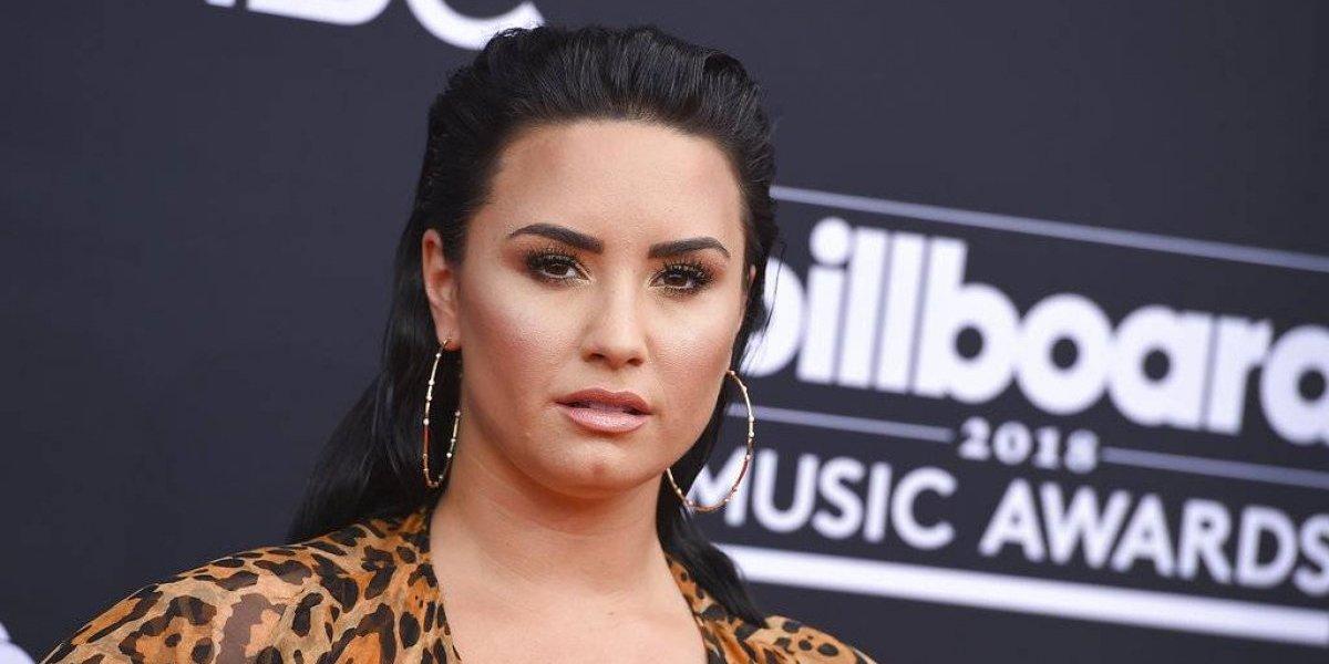Demi Lovato habla por primera vez luego de sufrir una nueva sobredosis