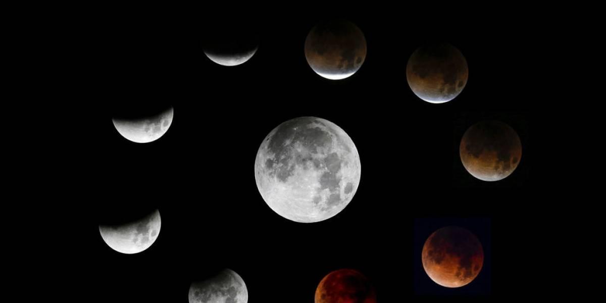 Descubre cuándo y en dónde se verá el eclipse lunar total más largo del siglo XXl