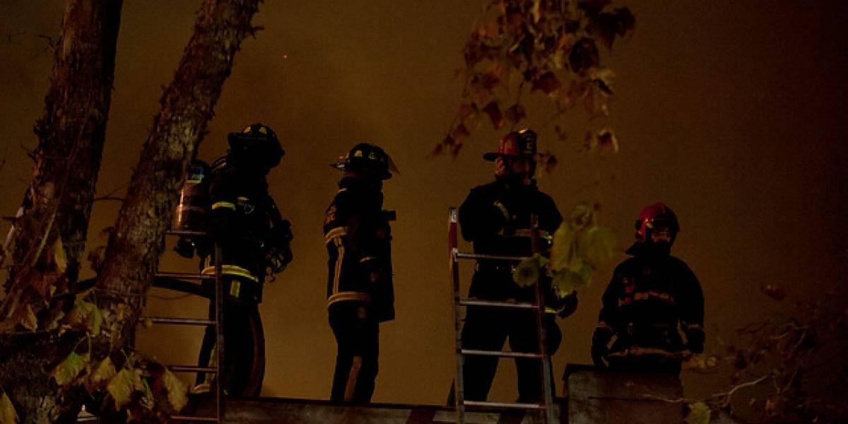Tragedia en Las Condes: niña de 4 años fallece tras incendio