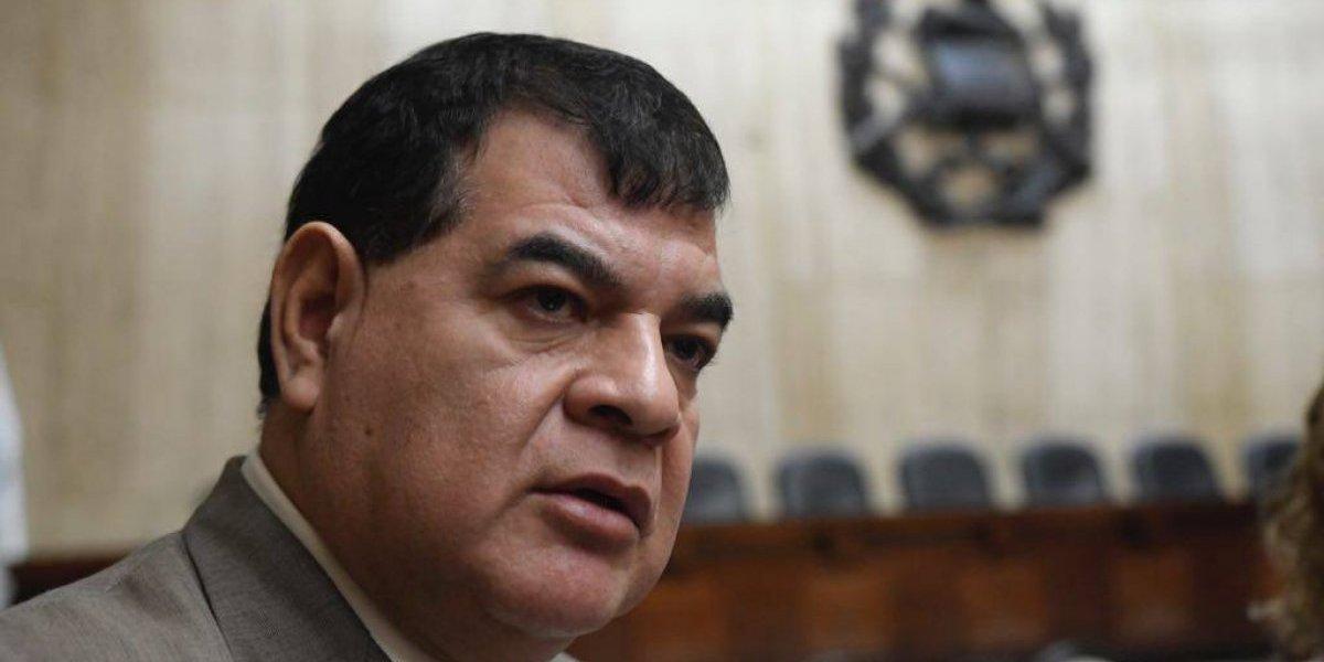 CSJ conoce amparo relacionado con el caso del exfiscal Rony López