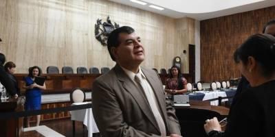 CSJ conoce amparo del exfiscal Rony López