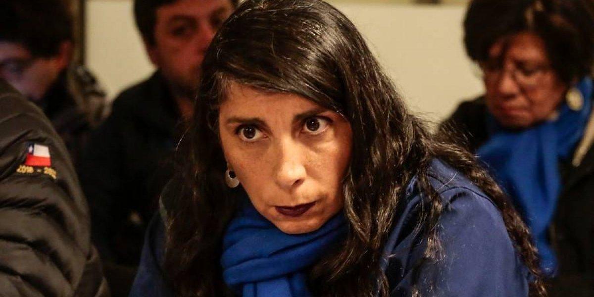 Intendenta Rubilar insiste en querella contra representante de los alumnos del Instituto Nacional: recurrirá a Corte de Apelaciones