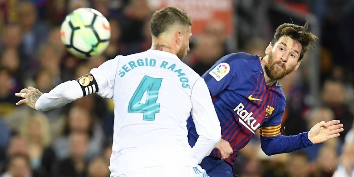 Definen la fecha de los clásicos Barcelona vs Real Madrid para la temporada 2018-2019