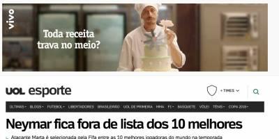 La reacción en Brasil