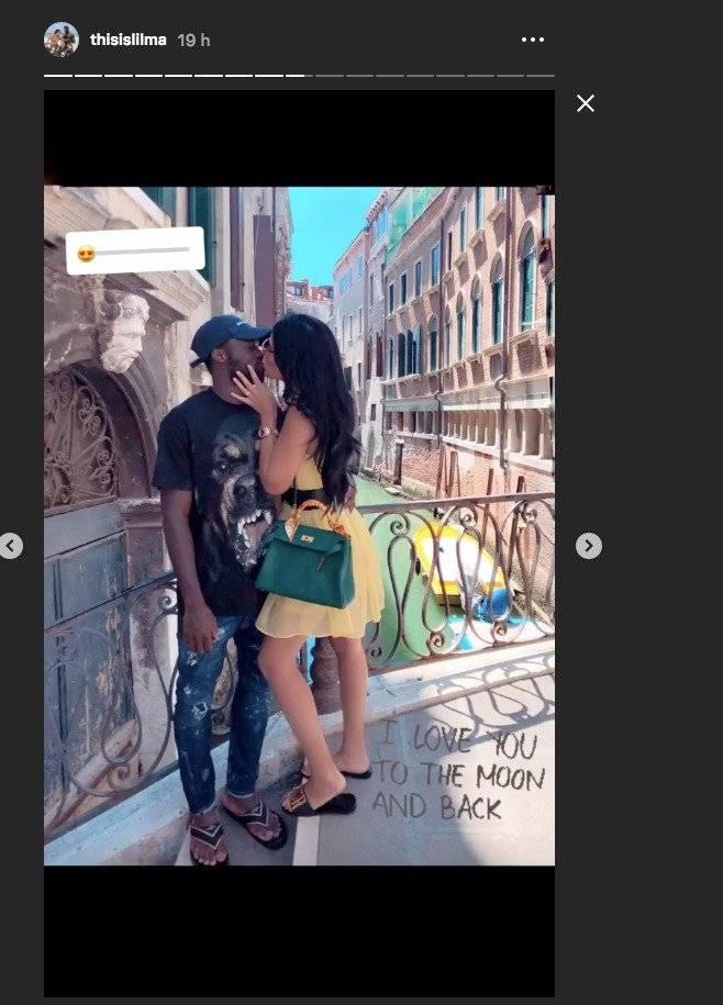 María García, esposa de Felipe Caicedo, bromea con el futbolista en redes sociales Instagram