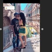 María García, esposa de Felipe Caicedo, bromea con el futbolista en redes sociales