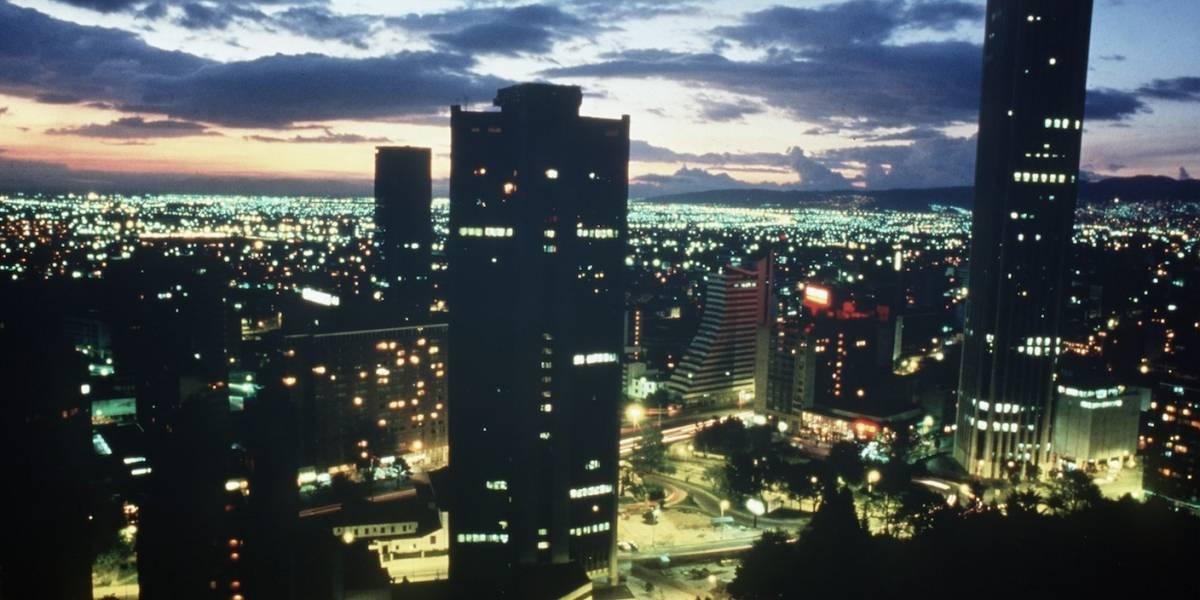 ¿Ovnis en Bogotá? Estas fueron las extrañas luces que aparecieron en un sector de la ciudad