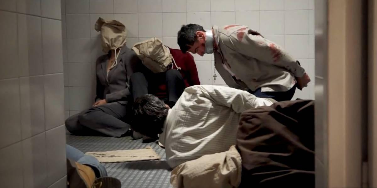 'Angustia', una película colombiana para comerse las uñas