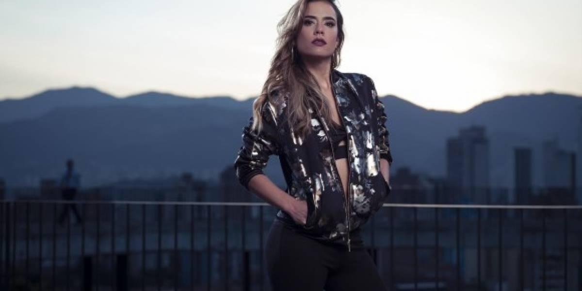 Carolina Ramírez se inspiró en Jennifer López para su papel en 'La Reina del Flow'