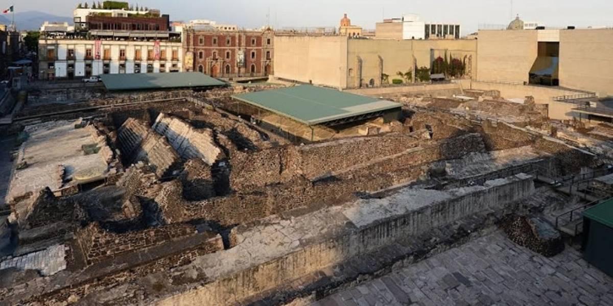 México: Hallazgo en el Templo Mayor, las imágenes del entierro infantil