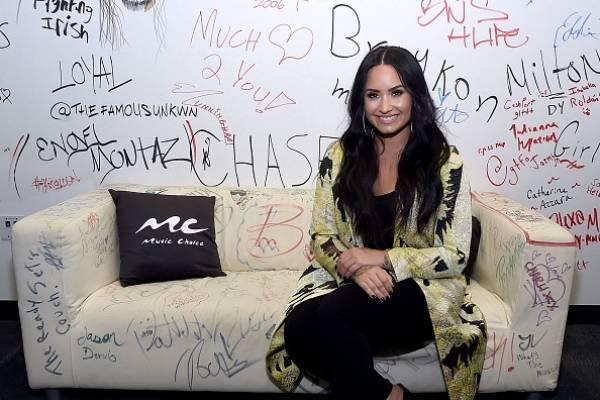 Drogas, alcohol y bulimia son los trastornos de Demi Lovato