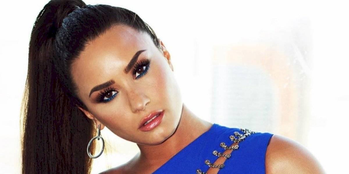Demi Lovato vuelve al lucir diminuto y sexy bikini sin retoques