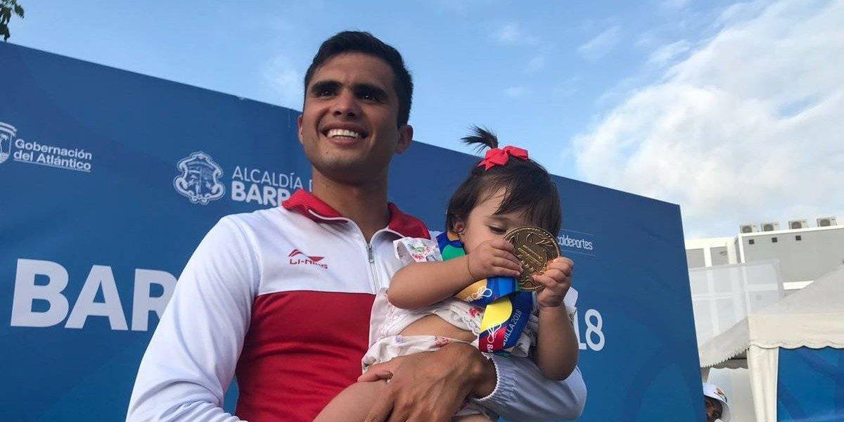 Iván García e Isaac Villarreal obtiene oro y plata en clavados
