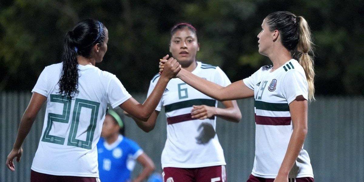 Tri femenil finaliza con paso perfecto fase de grupos de Barranquilla 2018