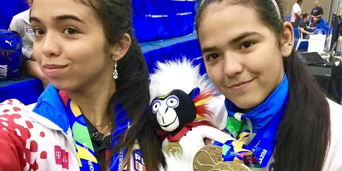 Melanie Díaz también clasifica para las olimpiadas de Tokio