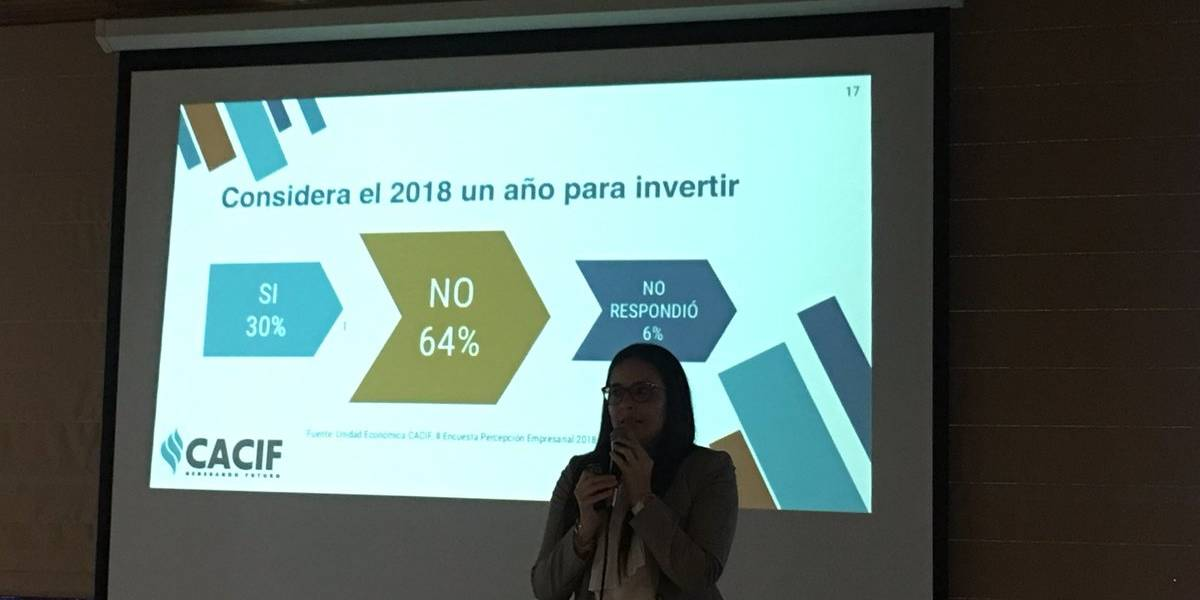 Empresarios optimistas para el tercer trimestre del 2018