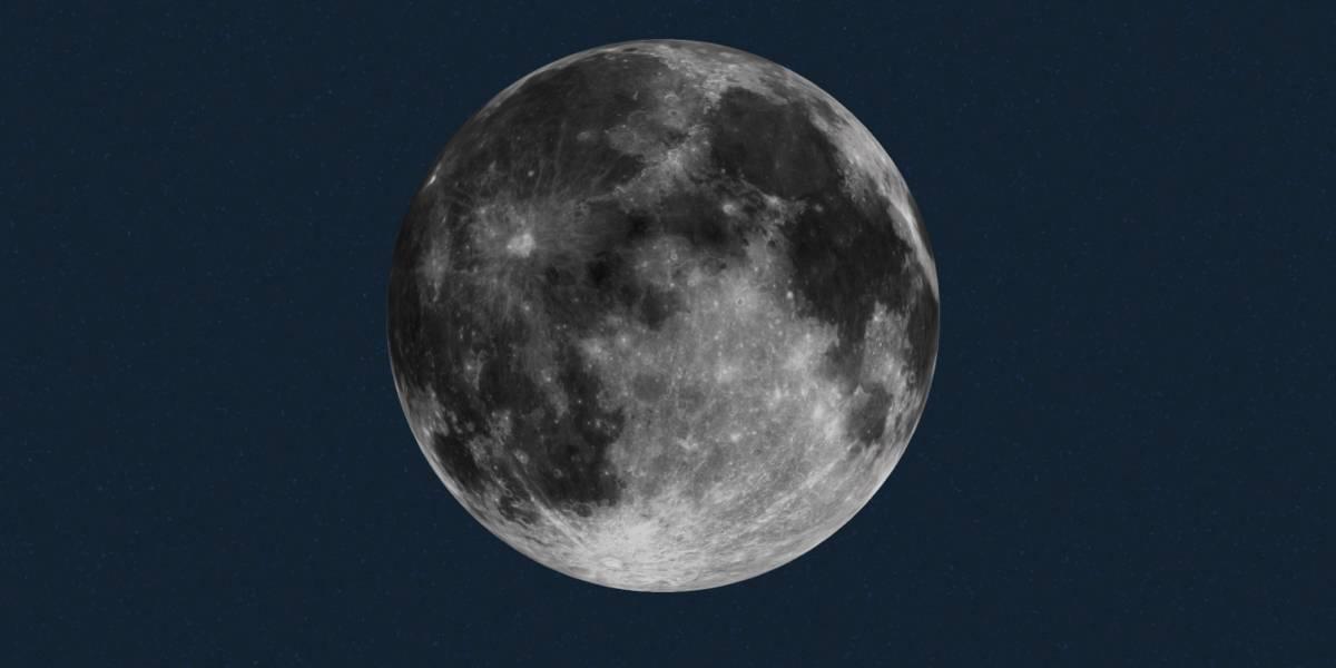 La Luna podría haber sido habitable hace miles de millones de años